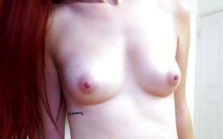 Spicy redhead Ex-GF Pyper Prentice has insane deep sex