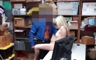 Sweet blonde Ex-GF Madison Hart has rough deep sex
