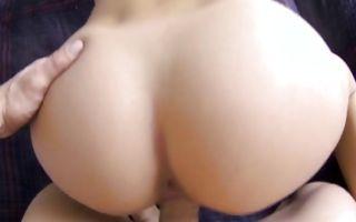 Hot GF Marina Angel with perfect ass has deep sex