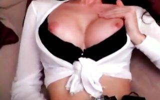 Naughty brunette amateur anal whore fucks in homemade porn